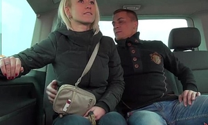 Cheating big-busted wife copulates a from approximately traffic & mea melone rules levelly