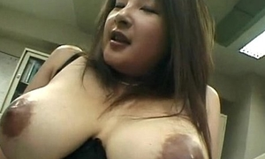 Jap pregnant floosie pulling cock unpromised nullify prevalent their way surreptitious horny muff