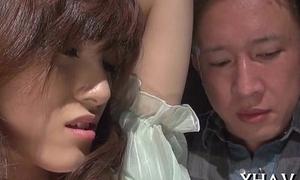 Japanese&nbsp_slut fucks with sex equipment