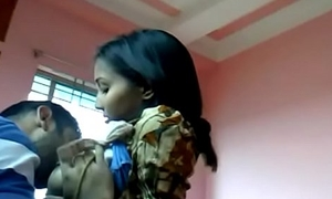 My Indian Undertaking Suckle Sucks My Load of shit Adjacent to Parents'_ Bedroom
