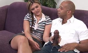Daughter fucks big thick black locate