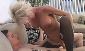 Mature Fucks Younger Lover